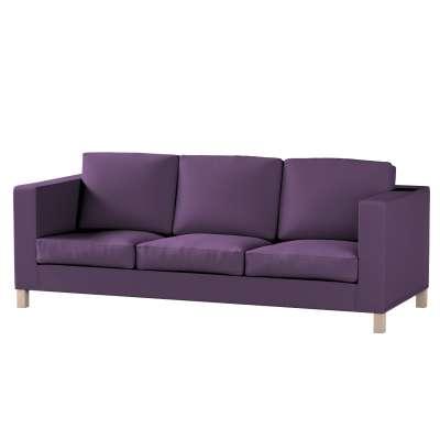 Bezug für Karlanda 3-Sitzer Sofa nicht ausklappbar, kurz von der Kollektion Etna, Stoff: 161-27