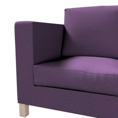 Pokrowiec na sofę Karlanda 3-osobową nierozkładaną, krótki w kolekcji Etna, tkanina: 161-27