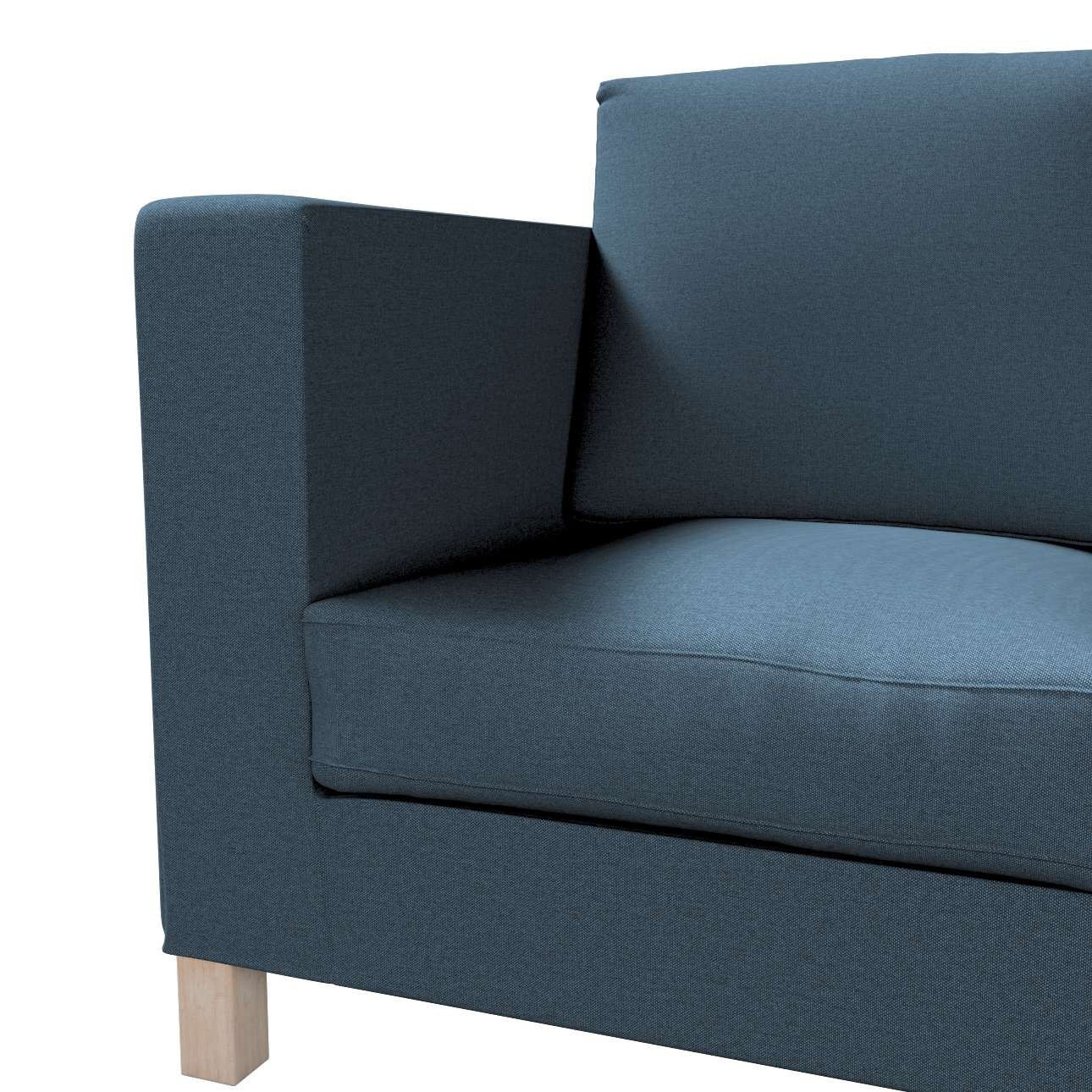 Karlanda 3-üléses  kanapé huzat nem kinyitható rövid a kollekcióból Etna Bútorszövet, Dekoranyag: 705-30