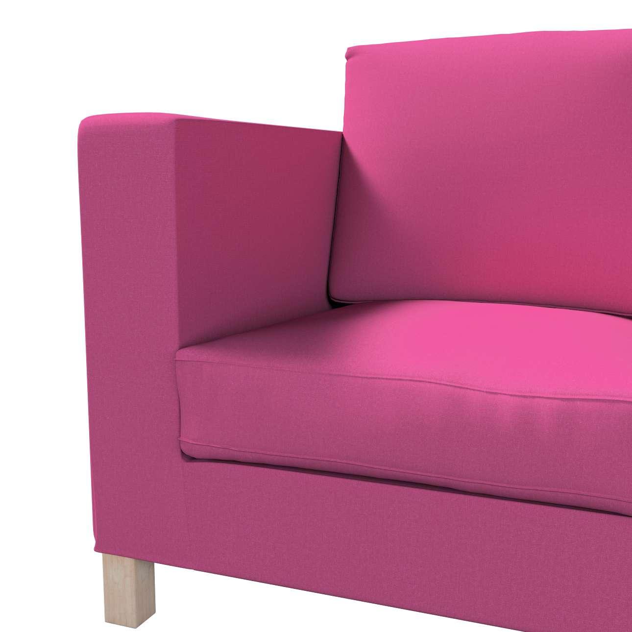 Karlanda 3-üléses  kanapé huzat nem kinyitható rövid a kollekcióból Living 2, Dekoranyag: 161-29