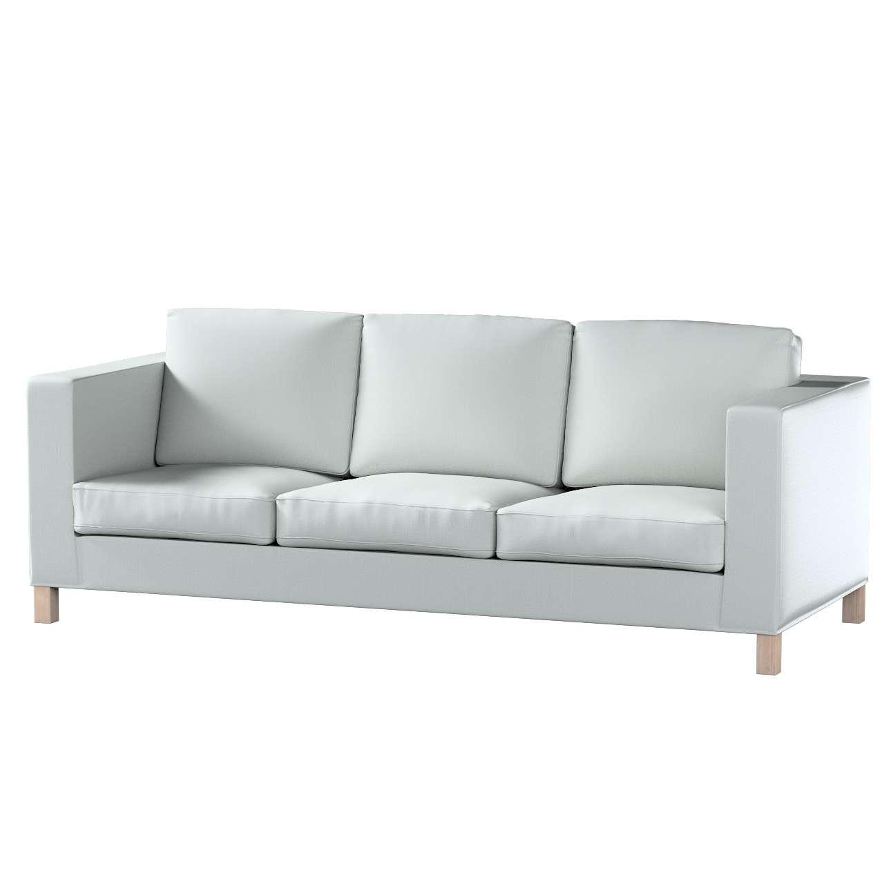 Karlanda 3-üléses  kanapé huzat nem kinyitható rövid a kollekcióból Bergen, Dekoranyag: 161-72