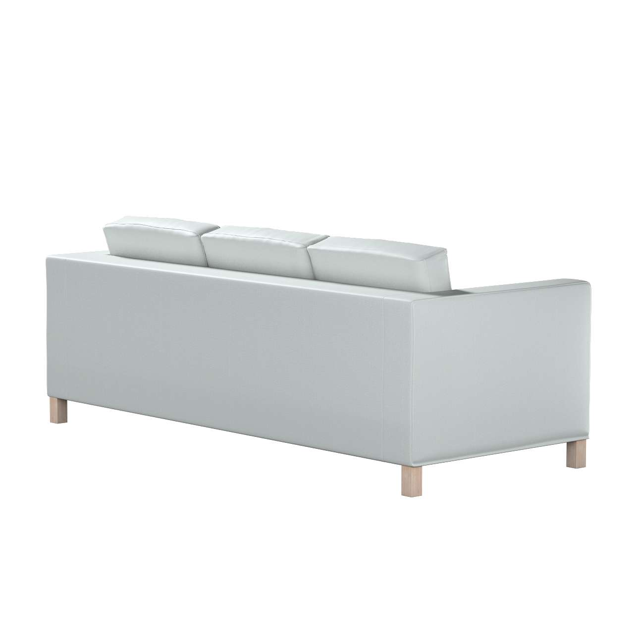 Bezug für Karlanda 3-Sitzer Sofa nicht ausklappbar, kurz von der Kollektion Bergen, Stoff: 161-72