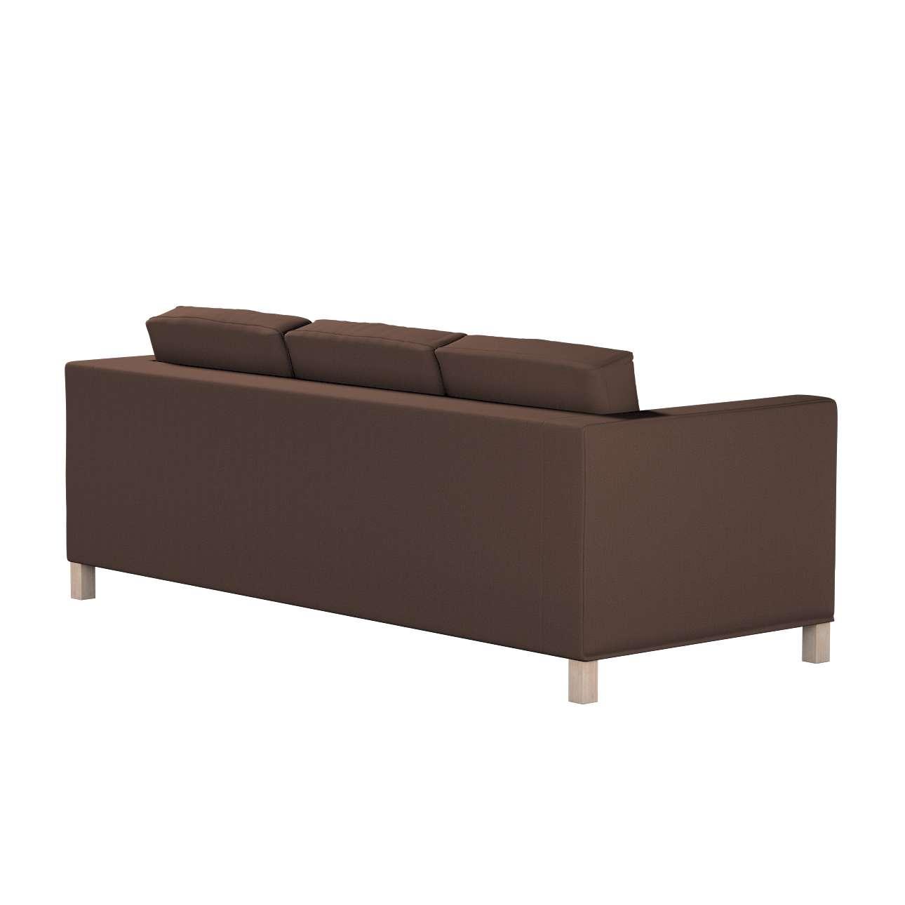 Potah na pohovku IKEA  Karlanda 3-místná nerozkládací, krátký v kolekci Bergen, látka: 161-73