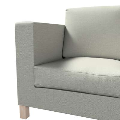 Pokrowiec na sofę Karlanda 3-osobową nierozkładaną, krótki w kolekcji Bergen, tkanina: 161-83
