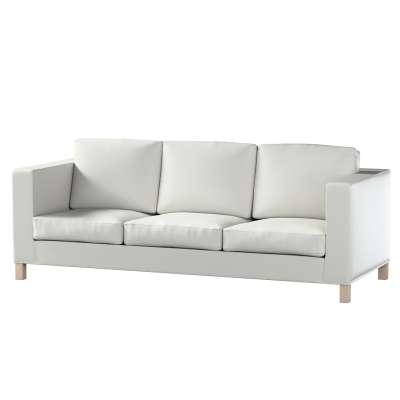 Karlanda 3-üléses  kanapé huzat nem kinyitható rövid a kollekcióból Bergen, Dekoranyag: 161-84