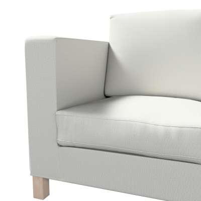 Pokrowiec na sofę Karlanda 3-osobową nierozkładaną, krótki w kolekcji Bergen, tkanina: 161-84