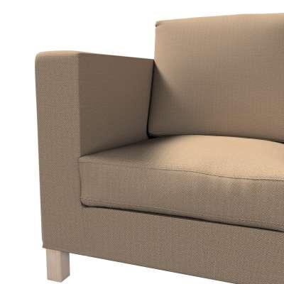 Karlanda klädsel <br>3-sits soffa - kort klädsel i kollektionen Bergen, Tyg: 161-85