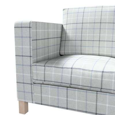 Potah na pohovku IKEA  Karlanda 3-místná nerozkládací, krátký v kolekci Edinburgh, látka: 703-18