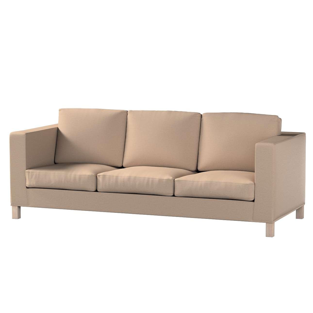 Karlanda 3-üléses  kanapé huzat nem kinyitható rövid a kollekcióból Bergen, Dekoranyag: 161-75