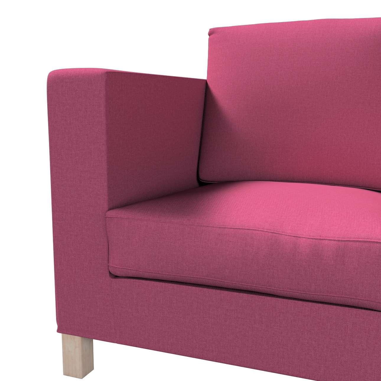 Karlanda klädsel <br>3-sits soffa - kort klädsel i kollektionen Living, Tyg: 160-44