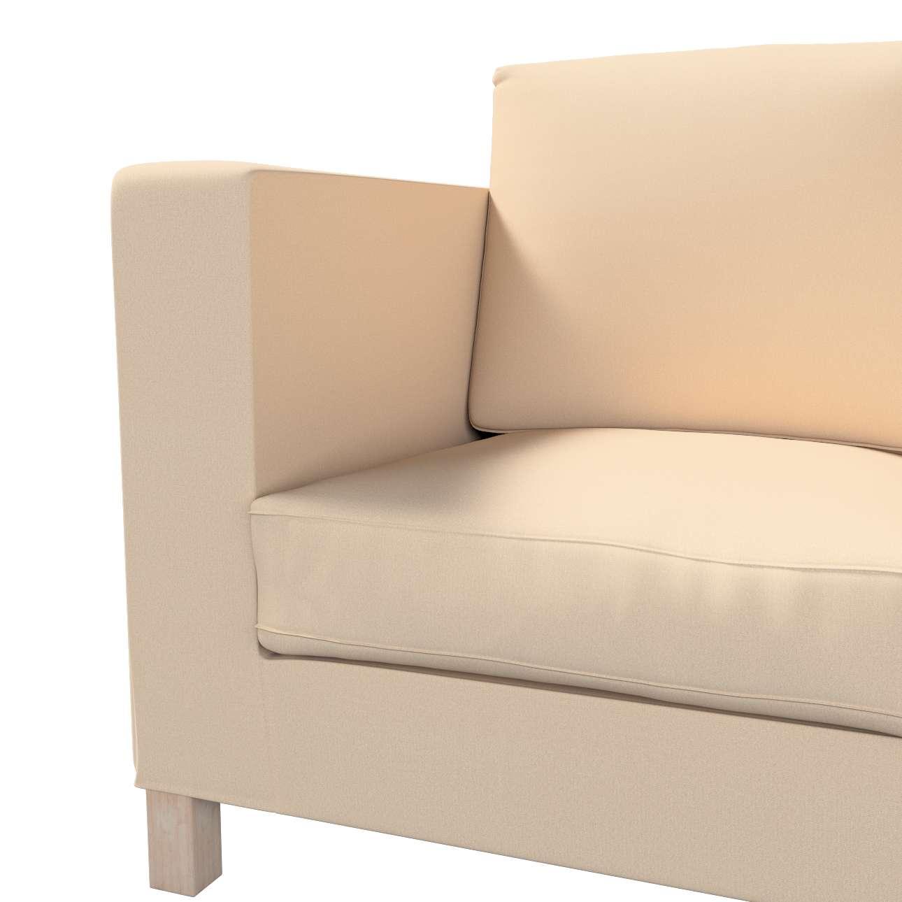 Karlanda klädsel <br>3-sits soffa - kort klädsel i kollektionen Living, Tyg: 160-61