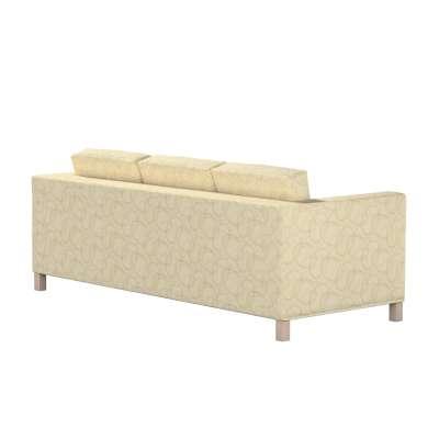 Bezug für Karlanda 3-Sitzer Sofa nicht ausklappbar, kurz von der Kollektion Living, Stoff: 161-81