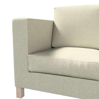 Karlanda klädsel <br>3-sits soffa - kort klädsel i kollektionen Living, Tyg: 161-62