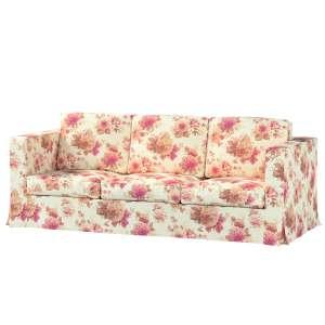 Pokrowiec na sofę Karlanda 3-osobową nierozkładaną, długi Sofa Karlanda 3-os w kolekcji Mirella, tkanina: 141-06