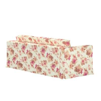 Karlanda 3-üléses  kanapé huzat nem kinyitható hosszú a kollekcióból Londres Bútorszövet, Dekoranyag: 141-06