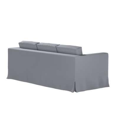 Karlanda 3-üléses  kanapé huzat nem kinyitható hosszú a kollekcióból Cotton Panama Bútorszövet, Dekoranyag: 702-07