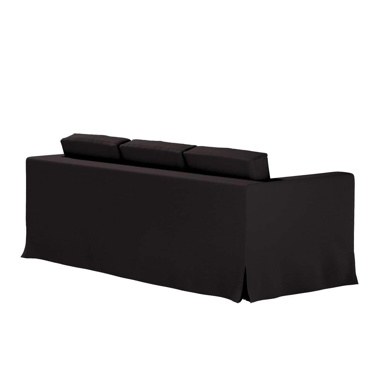 Karlanda 3-üléses  kanapé huzat nem kinyitható hosszú a kollekcióból Cotton Panama Bútorszövet, Dekoranyag: 702-09