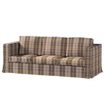 Floor length Karlanda 3-seater sofa cover