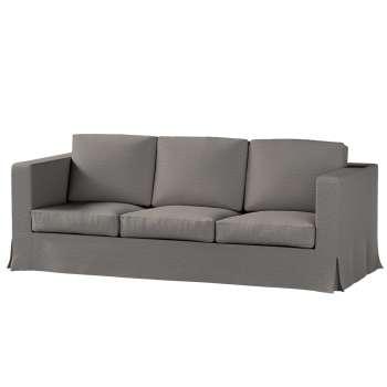 Karlanda 3-Sitzer Sofabezug nicht ausklappbar lang von der Kollektion Edinburgh , Stoff: 115-77