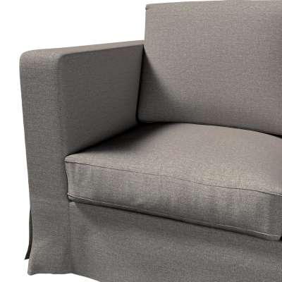 Bezug für Karlanda 3-Sitzer Sofa nicht ausklappbar, lang von der Kollektion Edinburgh , Stoff: 115-77