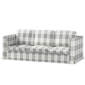 Pokrowiec na sofę Karlanda 3-osobową nierozkładaną, długi Sofa Karlanda 3-os w kolekcji Edinburgh, tkanina: 115-79