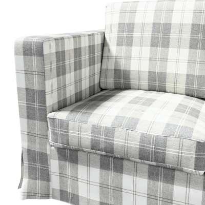 Karlanda klädsel 3-sits soffa - lång i kollektionen Edinburgh, Tyg: 115-79