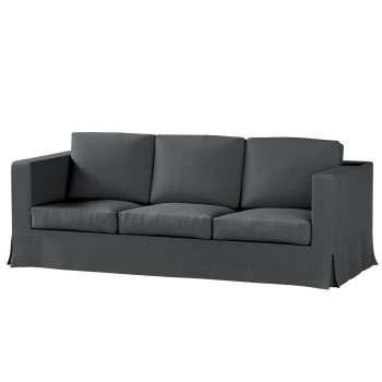 Karlanda 3-Sitzer Sofabezug nicht ausklappbar lang Sofa Karlanda 3-lang von der Kollektion Chenille , Stoff: 702-20