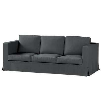 IKEA zitbankhoes/ overtrek voor Karlanda 3-zitsbank, lang van de collectie Chenille, Stof: 702-20