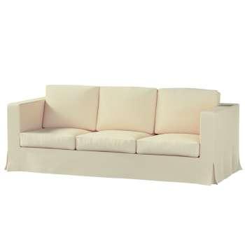 Karlanda 3-Sitzer Sofabezug nicht ausklappbar lang Sofa Karlanda 3-lang von der Kollektion Chenille , Stoff: 702-22