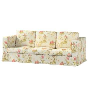 Karlanda 3-Sitzer  Sofabezug nicht ausklappbar lang Sofa Karlanda 3-lang von der Kollektion Londres, Stoff: 123-65