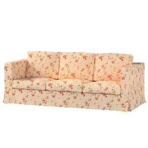 Potah na pohovku IKEA  Karlanda 3-místná nerozkládací, dlouhý pohovka Karlanda 3-os v kolekci Londres, látka: 124-05