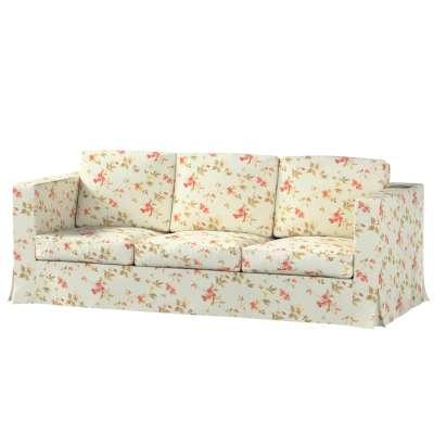 IKEA zitbankhoes/ overtrek voor Karlanda 3-zitsbank, lang van de collectie Londres , Stof: 124-65