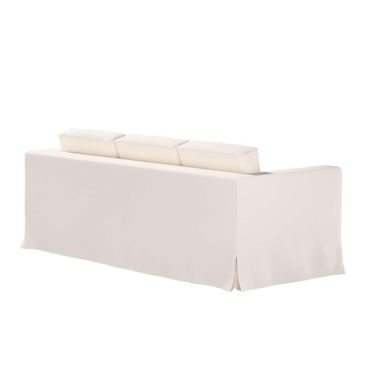 Karlanda klädsel 3-sits soffa - lång i kollektionen Etna, Tyg: 705-01
