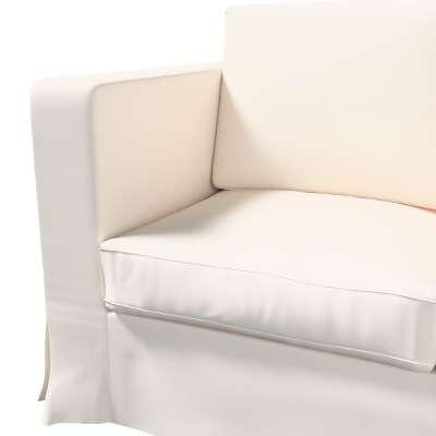 Pokrowiec na sofę Karlanda 3-osobową nierozkładaną, długi w kolekcji Etna, tkanina: 705-01
