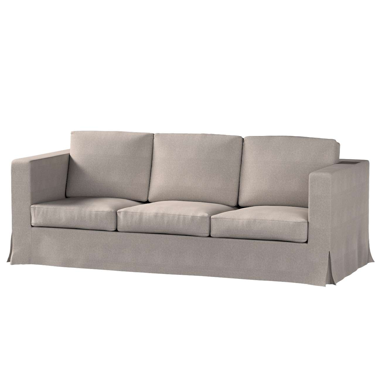 Karlanda 3-Sitzer  Sofabezug nicht ausklappbar lang Sofa Karlanda 3-lang von der Kollektion Etna, Stoff: 705-09
