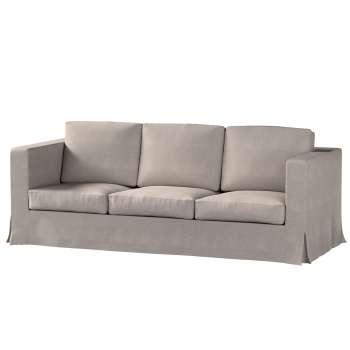Pokrowiec na sofę Karlanda 3-osobową nierozkładaną, długi Sofa Karlanda 3-os w kolekcji Etna , tkanina: 705-09