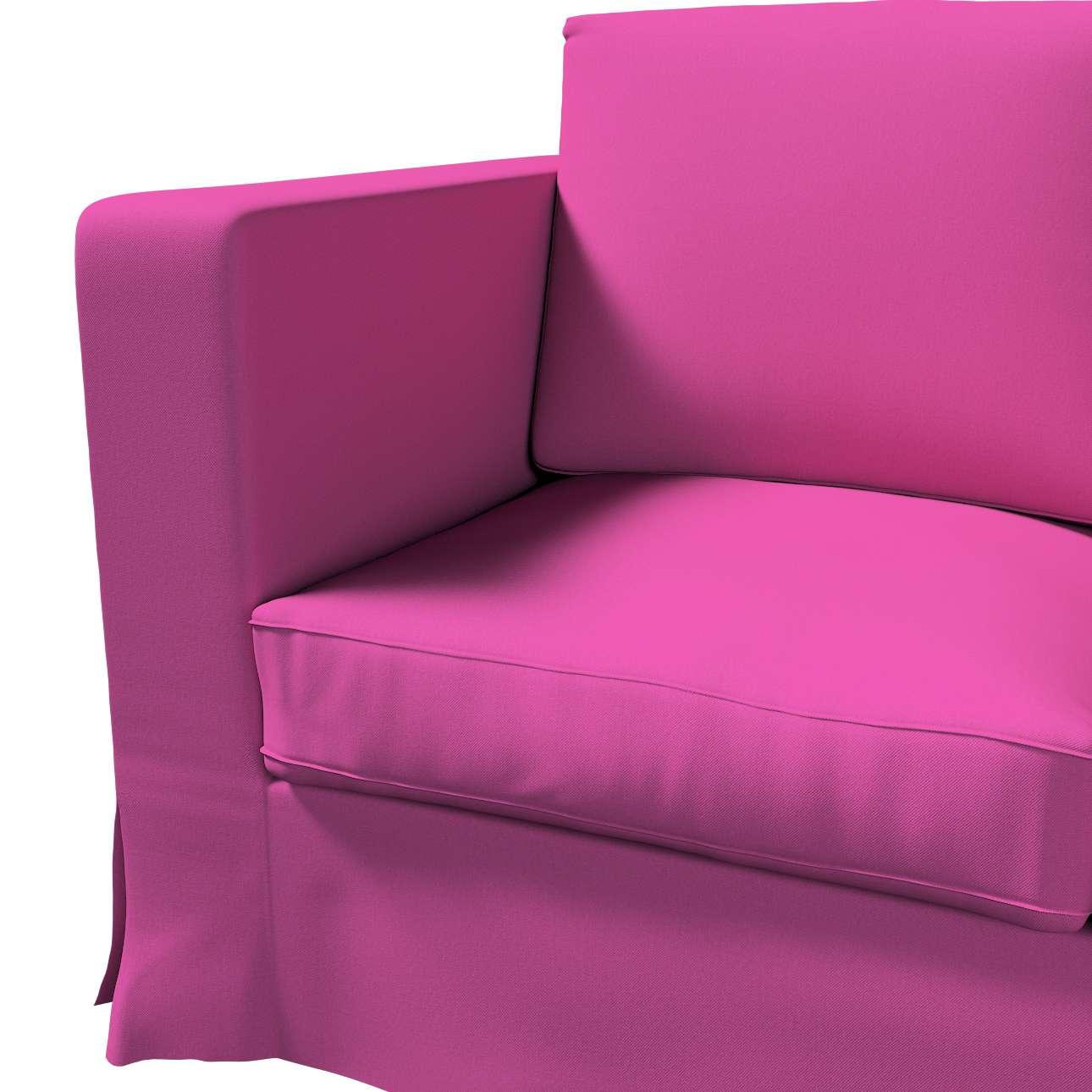 Karlanda klädsel 3-sits soffa - lång i kollektionen Etna, Tyg: 705-23
