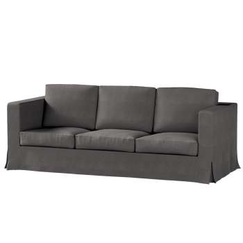 Karlanda 3-Sitzer  Sofabezug nicht ausklappbar lang Sofa Karlanda 3-lang von der Kollektion Etna, Stoff: 705-35