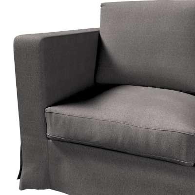 Potah na pohovku IKEA  Karlanda 3-místná nerozkládací, dlouhý v kolekci Etna, látka: 705-35