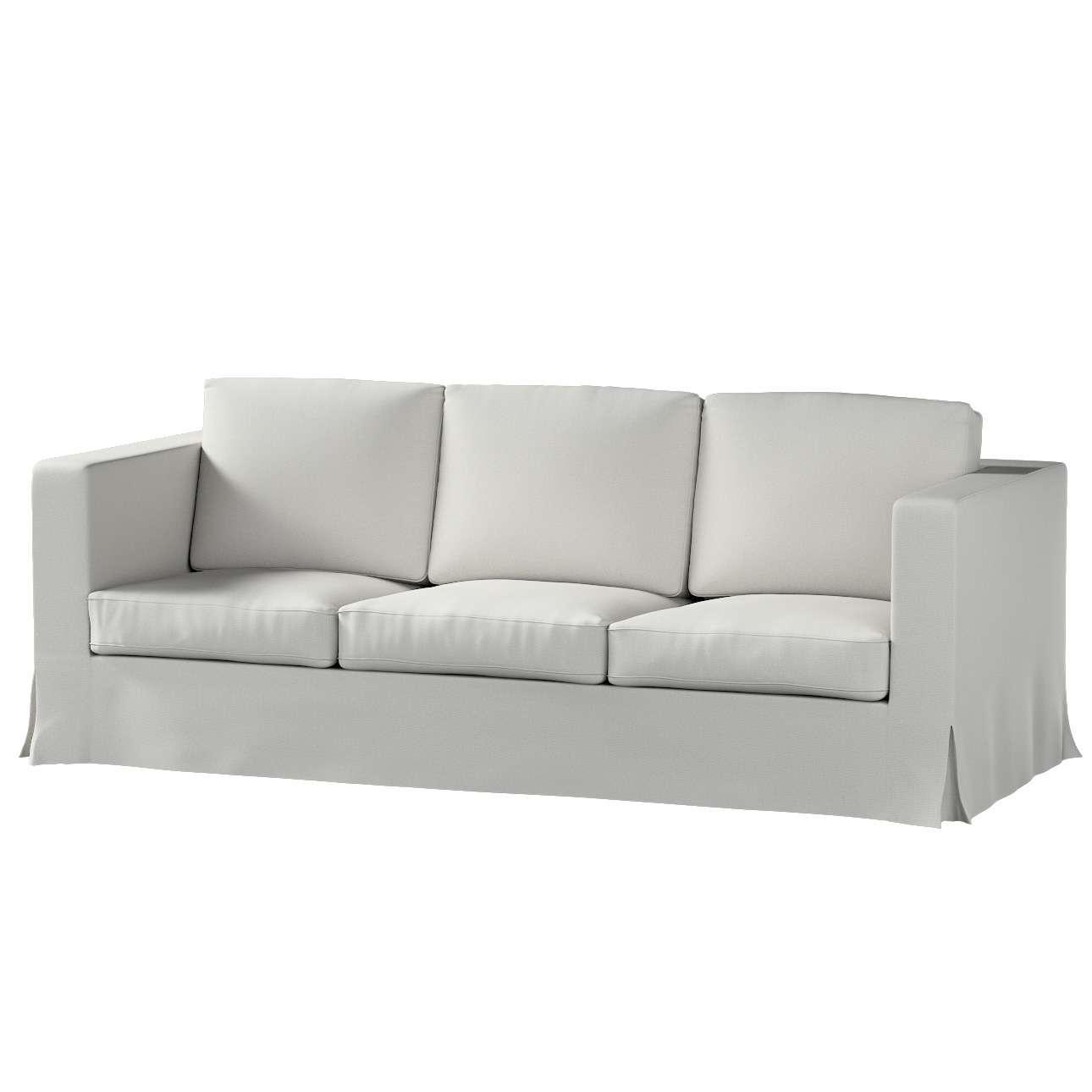 Pokrowiec na sofę Karlanda 3-osobową nierozkładaną, długi Sofa Karlanda 3-os w kolekcji Etna , tkanina: 705-90