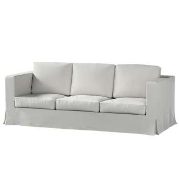 Potah na pohovku IKEA  Karlanda 3-místná nerozkládací, dlouhý pohovka Karlanda 3-os v kolekci Etna, látka: 705-90