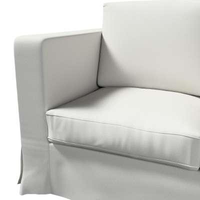 Karlanda klädsel 3-sits soffa - lång i kollektionen Etna, Tyg: 705-90