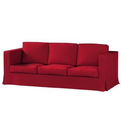 Potah na pohovku IKEA  Karlanda 3-místná nerozkládací, dlouhý v kolekci Etna, látka: 705-60