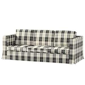 Potah na pohovku IKEA  Karlanda 3-místná nerozkládací, dlouhý pohovka Karlanda 3-os v kolekci Edinburgh, látka: 115-74