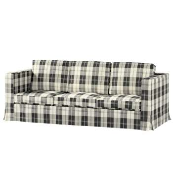 Pokrowiec na sofę Karlanda 3-osobową nierozkładaną, długi Sofa Karlanda 3-os w kolekcji Edinburgh, tkanina: 115-74