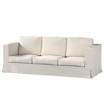 Karlanda 3-Sitzer  Sofabezug nicht ausklappbar lang Sofa Karlanda 3-lang von der Kollektion Cotton Panama, Stoff: 702-31