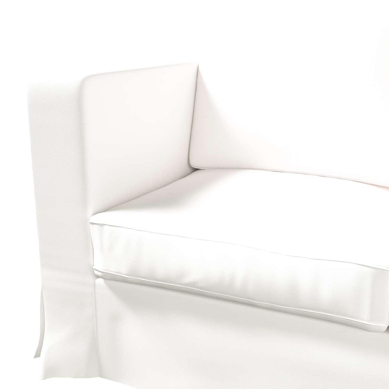 IKEA zitbankhoes/ overtrek voor Karlanda 3-zitsbank, lang van de collectie Cotton Panama, Stof: 702-34