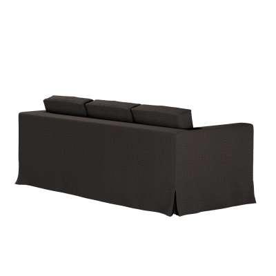 Bezug für Karlanda 3-Sitzer Sofa nicht ausklappbar, lang von der Kollektion Etna, Stoff: 702-36