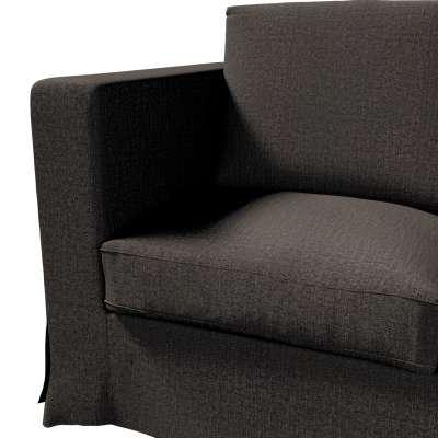 Karlanda klädsel 3-sits soffa - lång i kollektionen Etna, Tyg: 702-36
