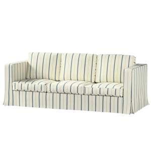 Karlanda 3-Sitzer  Sofabezug nicht ausklappbar lang Sofa Karlanda 3-lang von der Kollektion Avinon, Stoff: 129-66